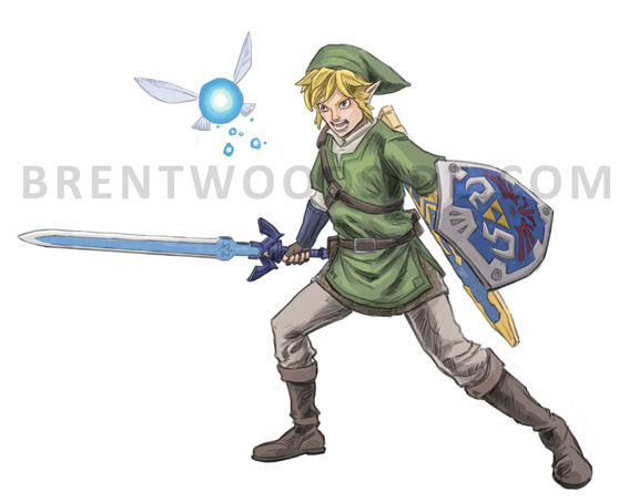 link-fin